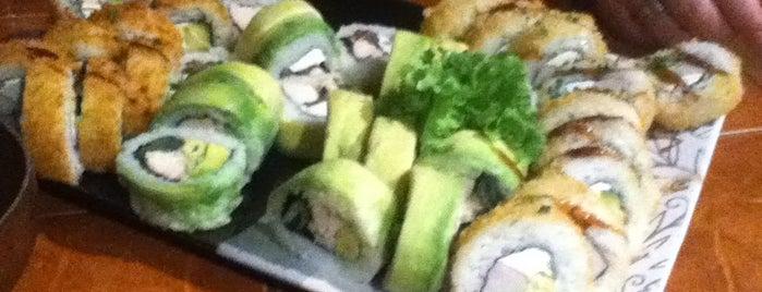 Sushikato is one of comida japonesa.