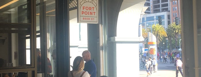 Fort Point Beer Company is one of Breweries or Bust 3.