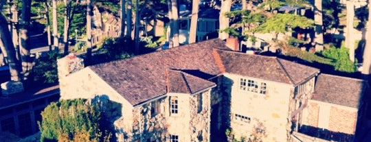 Tor House is one of PCH.