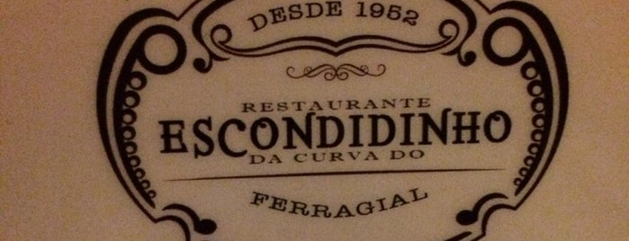 Escondidinho da Curva is one of Lisboa ... restaurantes.