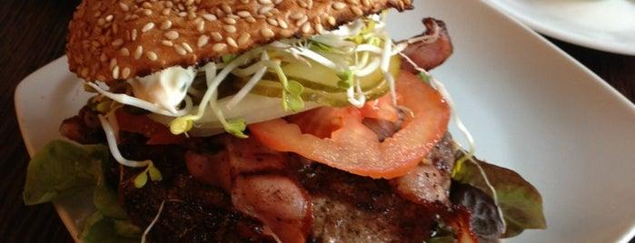 Burgerie is one of Berlins Best Burger.