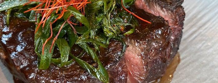 Ascend Prime Steak & Sushi is one of Steven 님이 좋아한 장소.