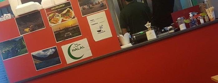 Pakistānas Kebabs is one of Locais curtidos por iMoon.
