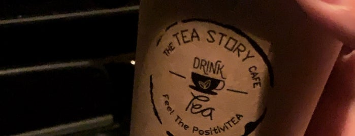 The Tea Story is one of AbuDhabi.Food.2.