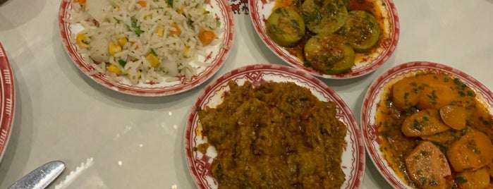 Restaurant Ryad Nejjarine is one of Marruecos.