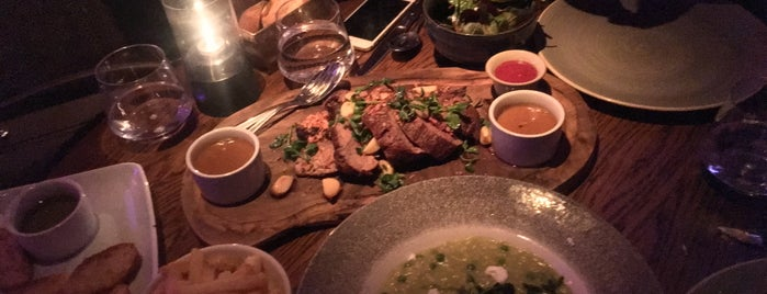 100 Wardour Street is one of London.Food.
