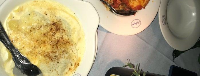 La Famiglia is one of London.Food.