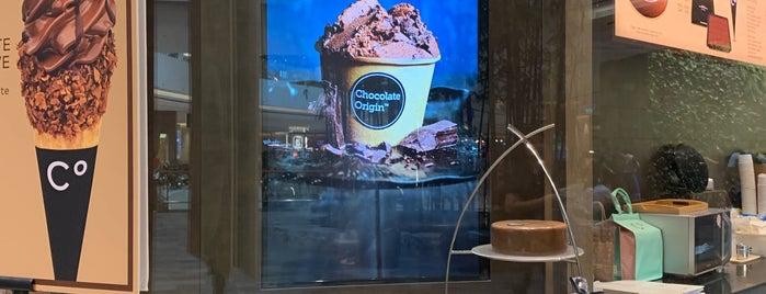Chocolate Origin is one of Singapore 🇸🇬.