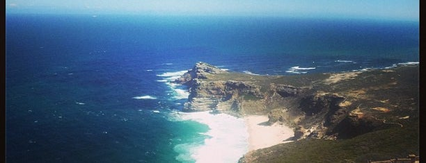 Cape Point Nature Reserve is one of Lugares favoritos de Nick.