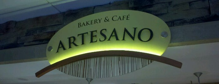 Artesano Bakery and Cafe is one of Places to visit/Rochester.