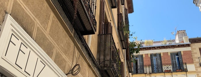 Feliz is one of Third wave/specialty coffee in Madrid.