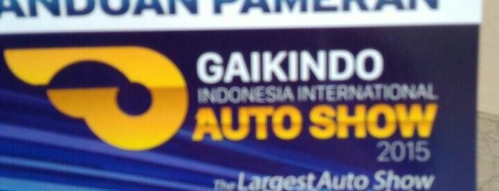 GAIKINDO INDONESIA INTERNATIONAL AUTO SHOW [GIIAS] is one of Togiさんのお気に入りスポット.