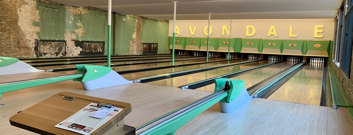 Avondale Bowl is one of Chicago - Fun.