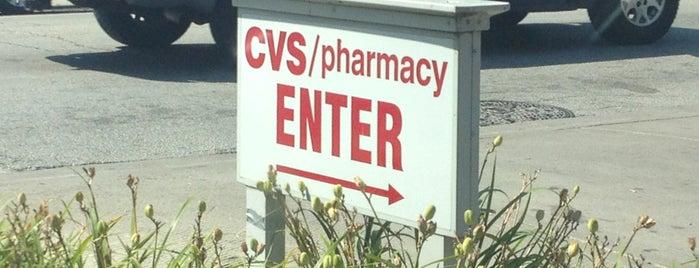 CVS pharmacy is one of Tempat yang Disukai Janette.