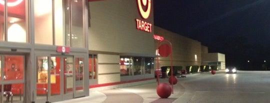 Target is one of Ron 님이 좋아한 장소.