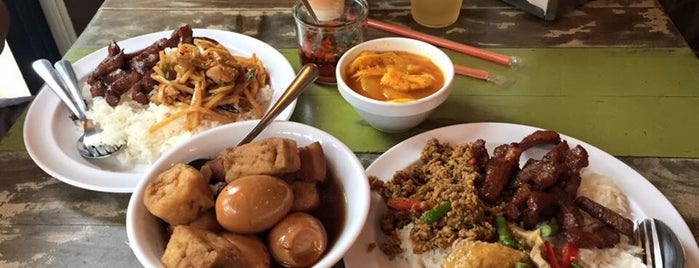 Khao Kang ข้าวแกง is one of Queens eats.