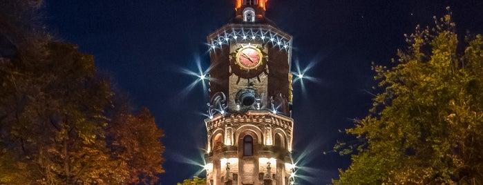 Вінницька Башта / Vinnytsia Tower is one of Музеї і театри Вінниці.