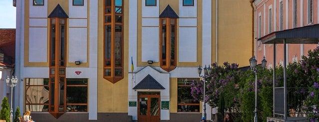 Музеї і театри Вінниці