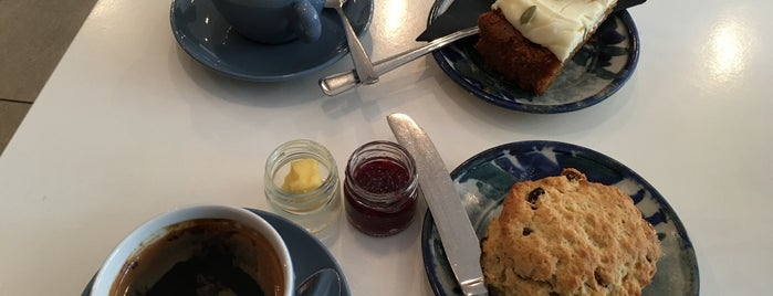 Dovecot Café is one of Gluten-free and delicious..
