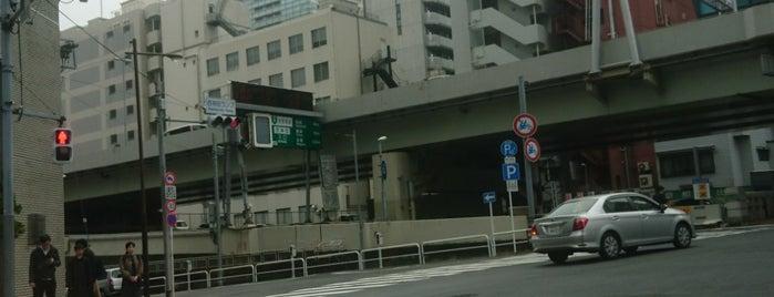 西神田ランプ交差点 is one of 神輿で訪れた場所-1.