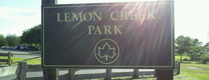 Lemon Creek Park is one of NYC Parks.