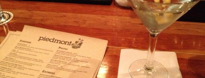 Piedmont Restaurant is one of North Carolina.