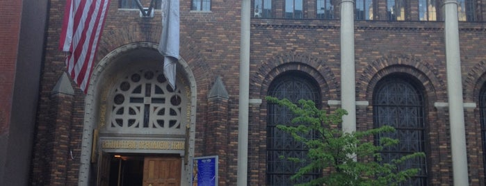 Holy Trinity Greek Orthodox Cathedral is one of New York!.