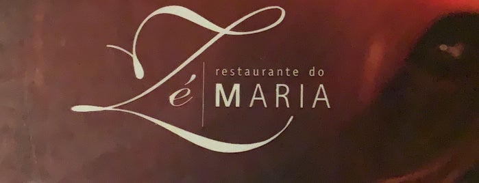 Pousada e Restaurante do Zé Maria is one of Lugares favoritos de Dade.