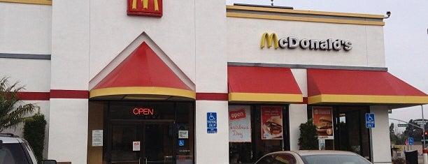 McDonald's is one of Lugares favoritos de Steve.