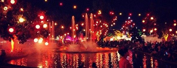 Beyond Wonderland 2013 is one of Los Angeles.