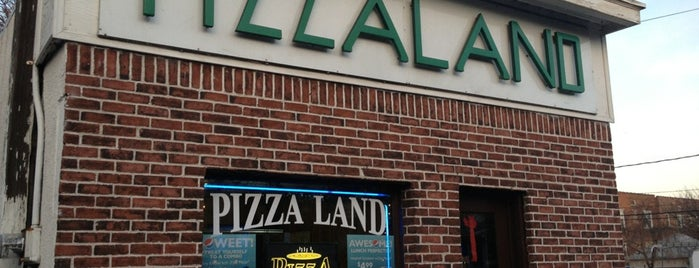PizzaLand is one of Joisee (New Jersey) / NYC Suburbs.