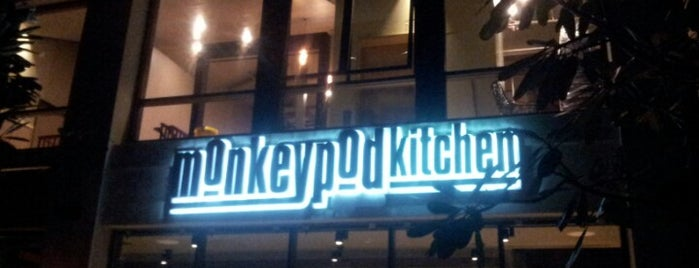 Monkeypod Kitchen by Merriman is one of Oahu-Aulani.