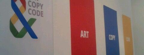 Art Directors Club is one of New York City.