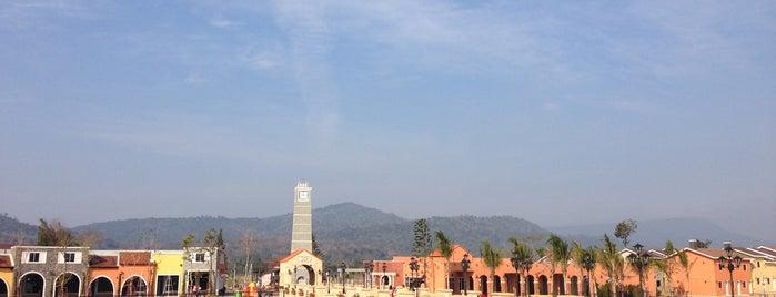 The Verona at Tublan is one of สระบุรี, นครนายก, ปราจีนบุรี, สระแก้ว.