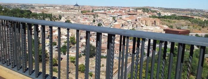 Terraza Miradero is one of Toledo.