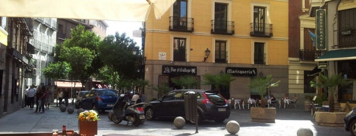 Cafeeke is one of Restaurantes en Madrid.