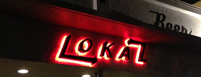 Lokal Burgers & Beer is one of Wine & Dine.