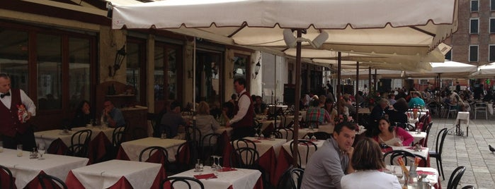 Ristorante S. Stefano is one of Venice,Italy.
