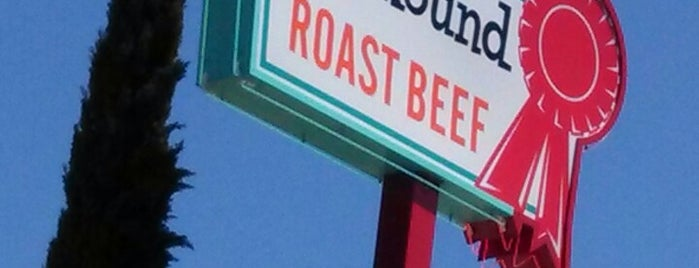 Top Round Roast Beef is one of Los Angeles.