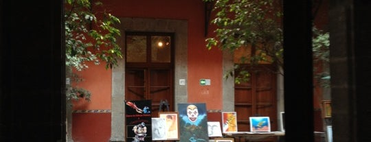 Museo De La Caricatura is one of Bike Friendly México.