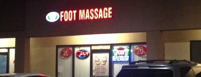 China foot massage santa clarita ca