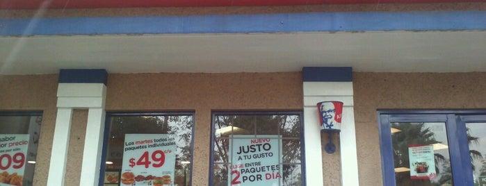 KFC Loreto is one of Lieux qui ont plu à Elias.