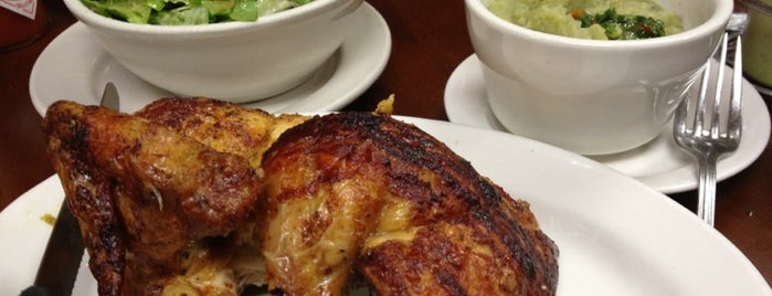 Señor Pollo is one of Seamless Favorites.