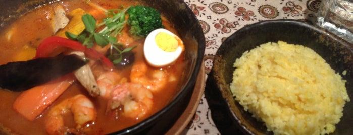 MAJI. II 柊 is one of スープカレー.