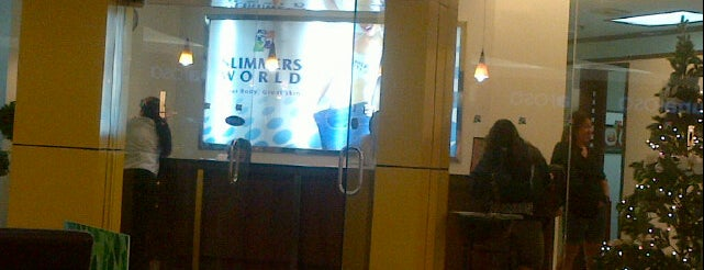 Slimmers World is one of SM Megamall.