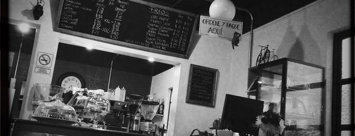 Otro Café is one of Los Mejores Cafés de Especialidad del DF.