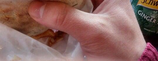 Mr. Palla Burger is one of Locais curtidos por Martin.