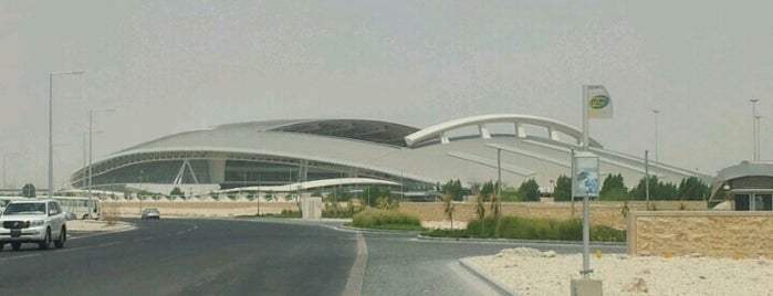 Al Shaqab Arena is one of Doha.