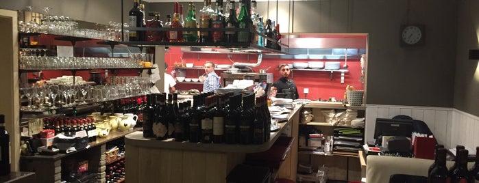 Sole D'Italia is one of Italian in Gent.