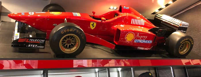 Ferrari Shop is one of Travelling around the world.